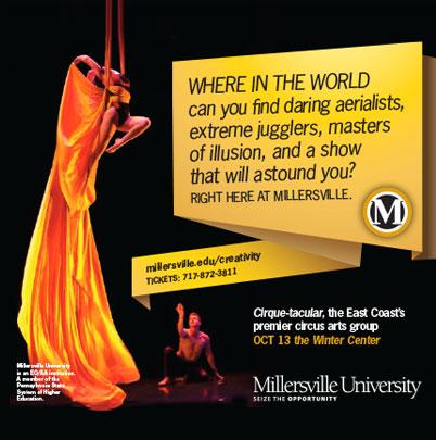Millersville University arts