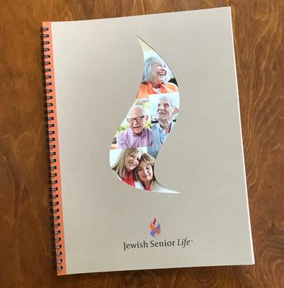 Jewish Senior Life Notebook